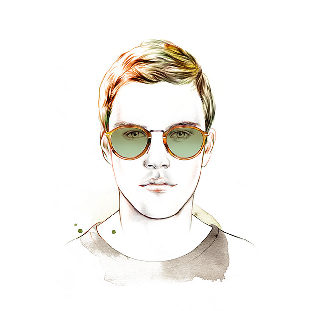 Face Shape Ovalado - Male - Sunglass Hut Portugal