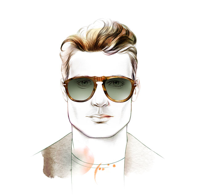 Face Shape Cuadrado - Male - Sunglass Hut Portugal